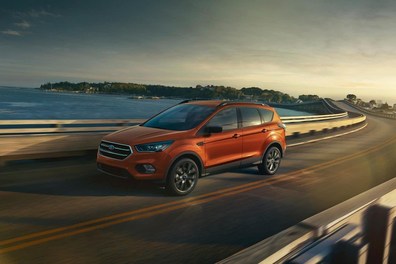 Ford Escape Vs  Honda CR-V: Little Guys With Big Capability