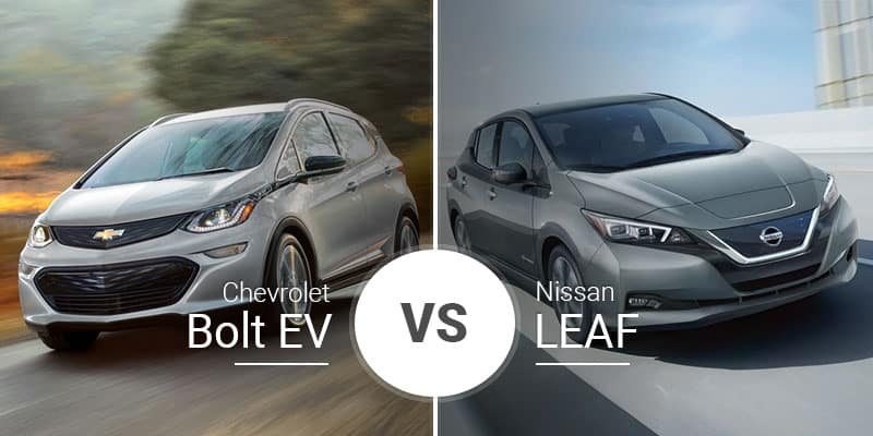 Chevy Bolt Ev Vs Nissan Leaf Which Ev King Is Best
