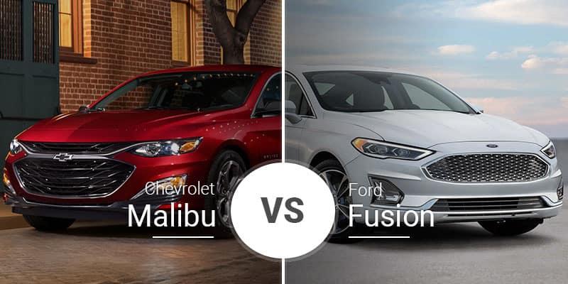Garber Auto Mall >> Chevy Malibu Vs. Ford Fusion: Midsize Sedan Shootout