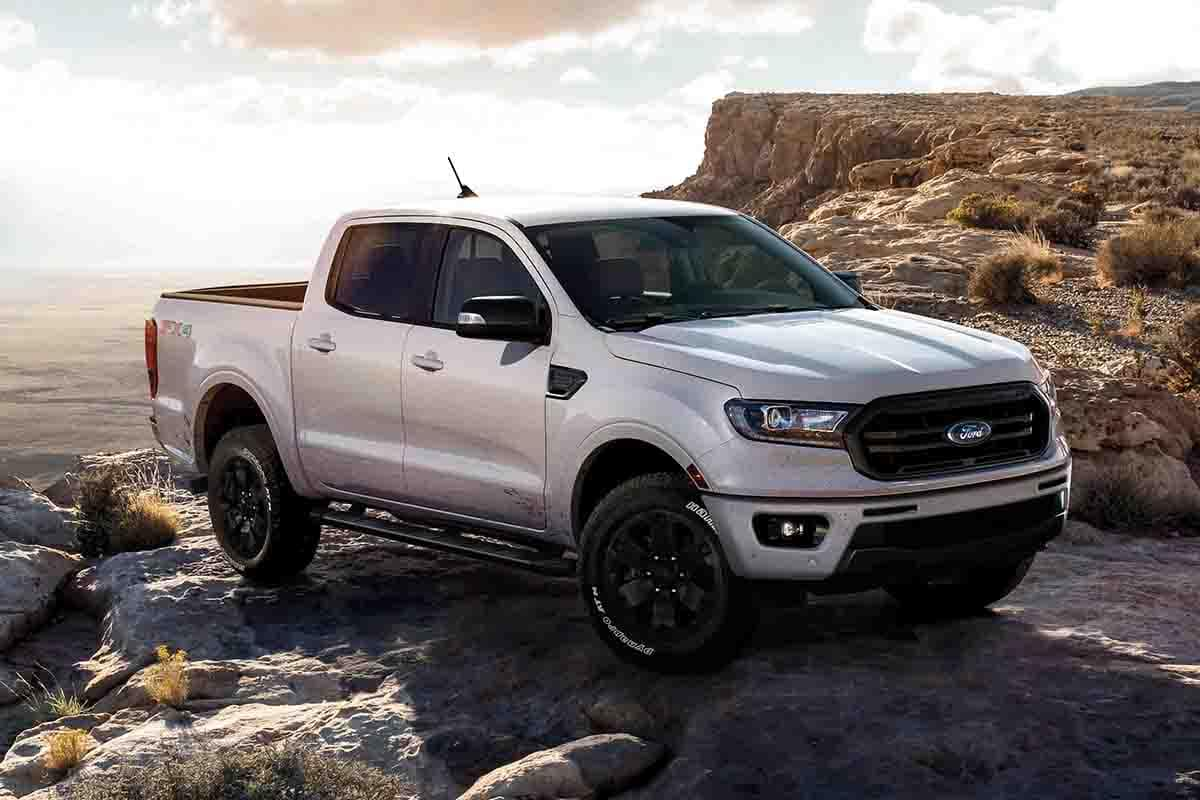 The 2019 Ford Ranger Black Appearance Package Debuts