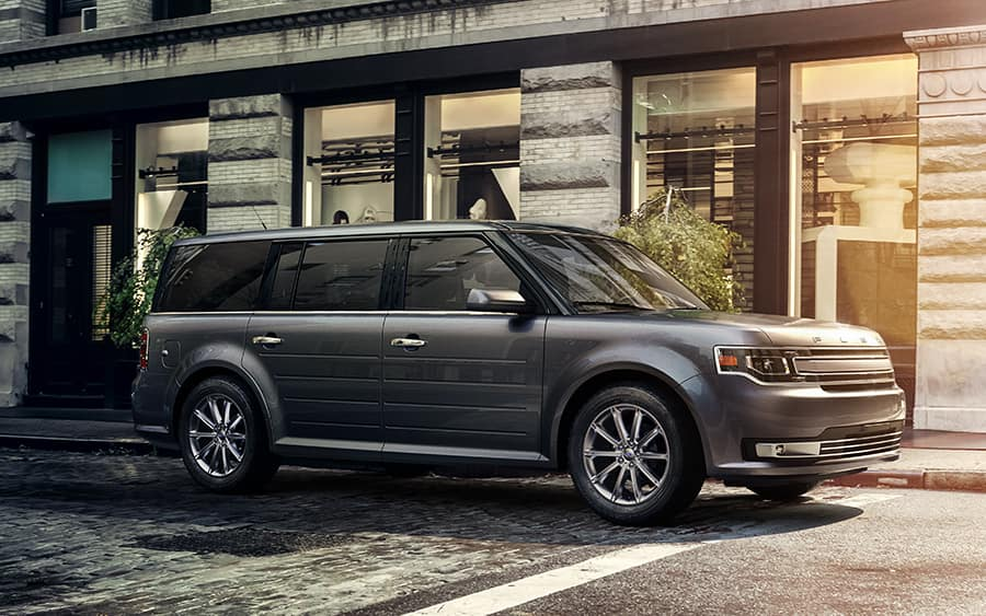 2019 Ford Flex Design Trims Price >> Ford Flex Vs Honda Pilot