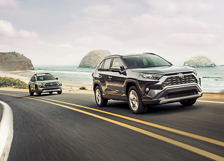 Ford Escape Vs  Toyota RAV4: Small Crossovers With Plenty of