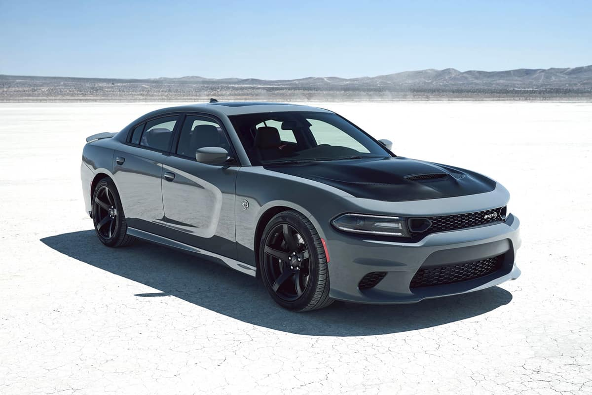 Dodge Challenger Vs Dodge Charger