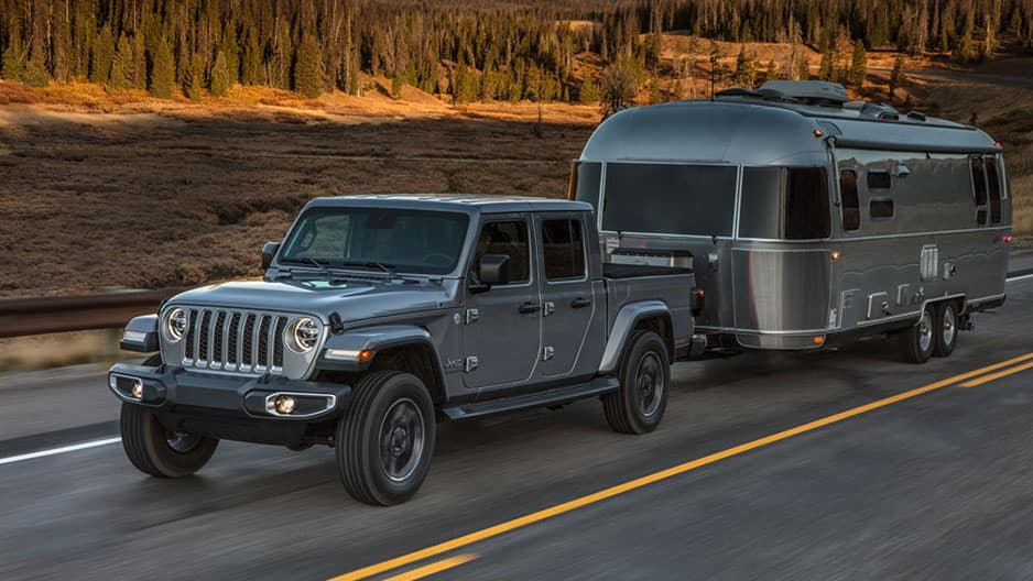 Performance Features of the New Jeep Gladiator at Garber in Jacksonville, FL