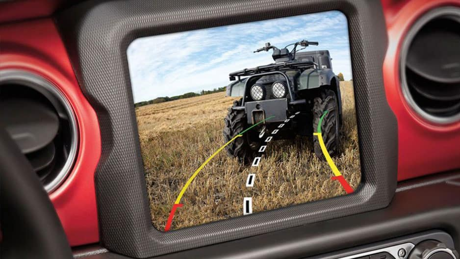 Safety Features of the New Jeep Gladiator at Garber in Jacksonville, FL