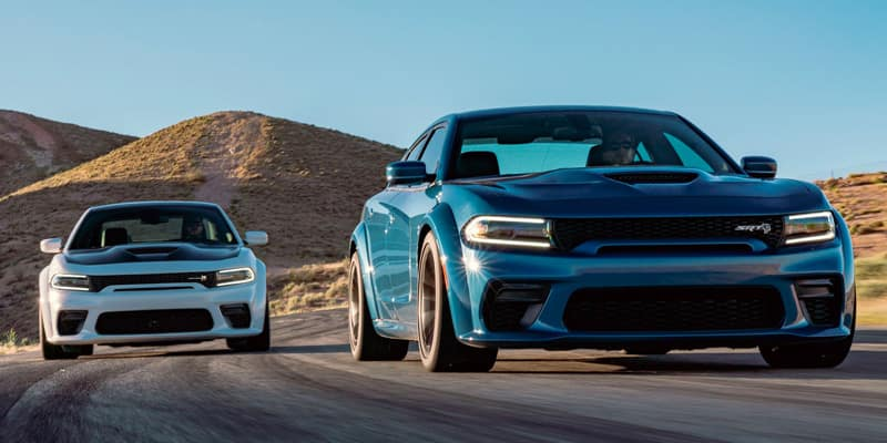 2020 Dodge Charger SRT Hellcat and Scat Pack Get Widebody Packages