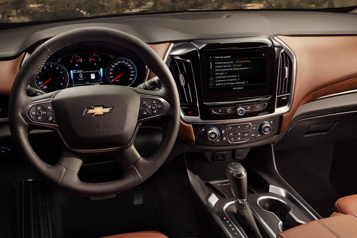 2020 Chevrolet Traverse Vs 2020 Toyota Highlander