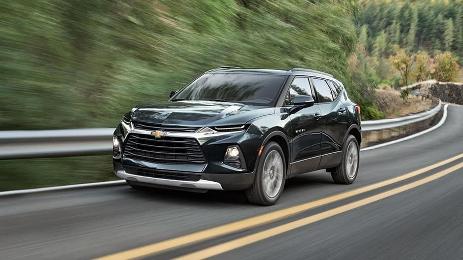 Performance Features of the New Chevrolet Blazer at Garber in Jacksonville, FL