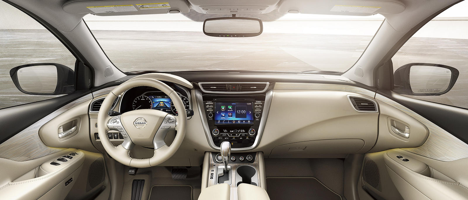 2015 Nissan Murano Interior ...