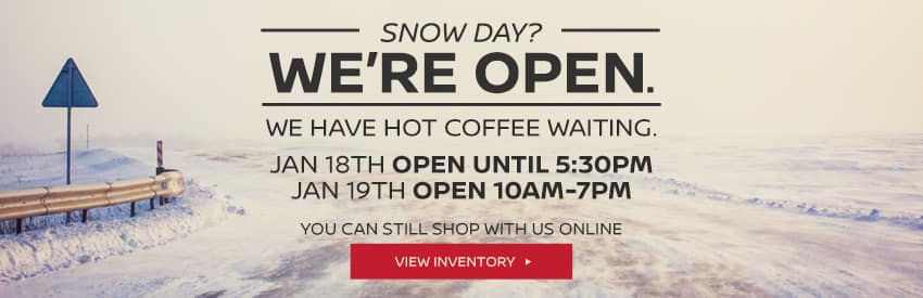 Inclement Weather Hours Gastonia NC