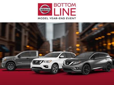 Buy a Brand-New Nissan Titan, Murano or Pathfinder