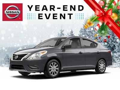 New 2018 Nissan Versa