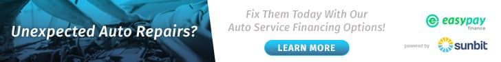 Auto Service Financing in Gastonia NC