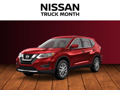 Lease a New 2019 Nissan Rogue
