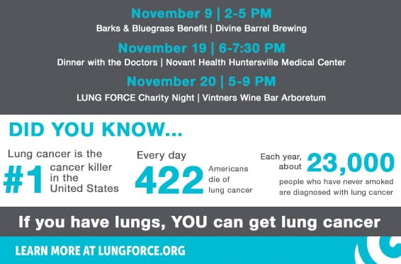 Learn more at LungForce.org