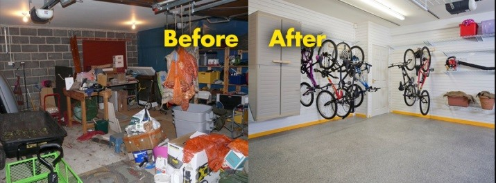 How to Clean Your Garage and Your Honda in 12 Easy Steps