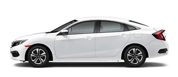 civic sedan lease