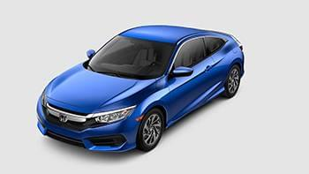 2017 Honda Civic Coupe Ann Arbor MI