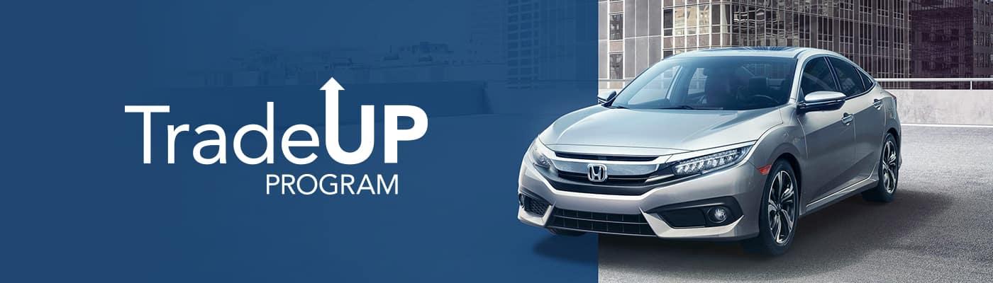 Honda Trade-In Trade-Up Program