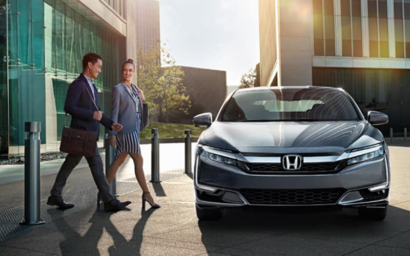 2019 Honda Clarity Plug-In Hybrid Styling