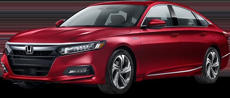 2019 Accord Hybrid EX-L