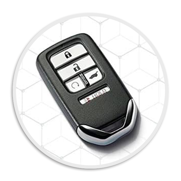Which Honda Vehicles have Remote Start?