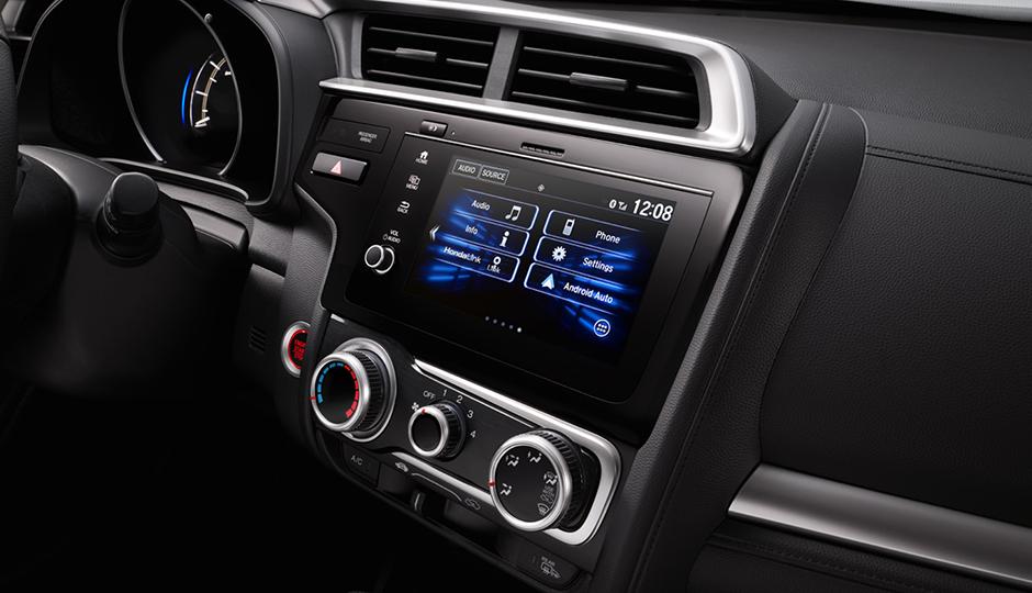 2019 Honda Fit Display Screen