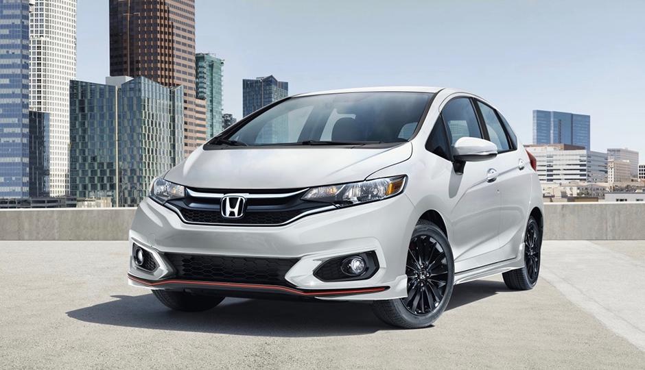 2019 Honda Fit Styling