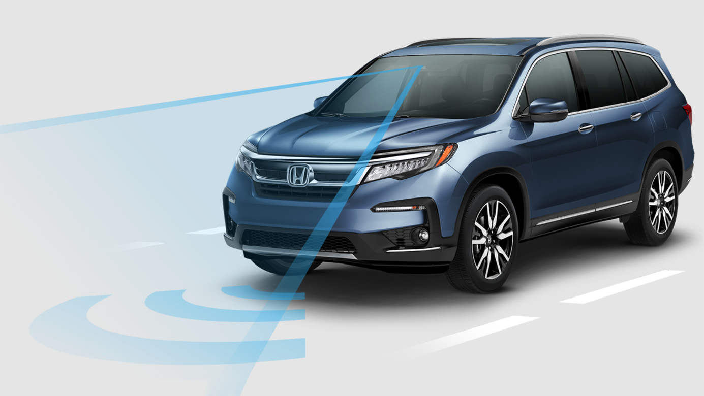 2020 Honda Pilot Honda Sensing Safety Features