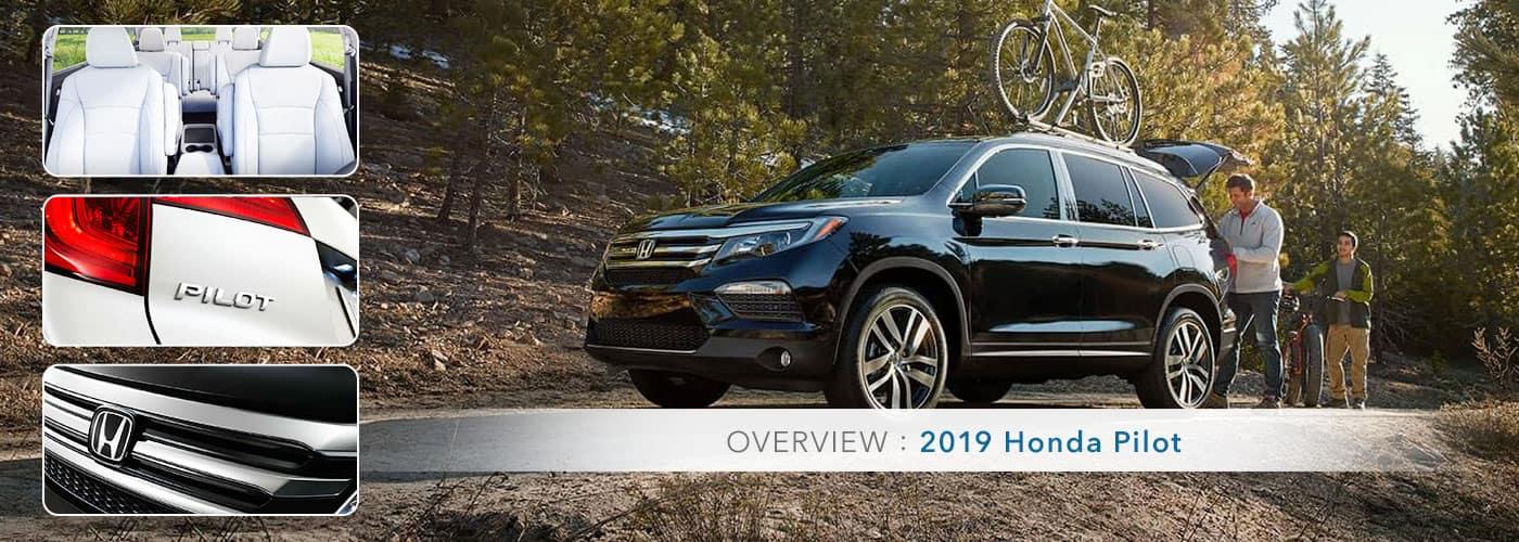 2019 Honda Pilot Model Overview in Ann Arbor Michigan