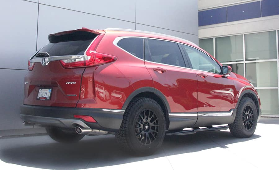 Honda CR-V Jsport Adventure Package