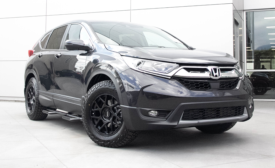 Honda CR-V Jsport Overland Package
