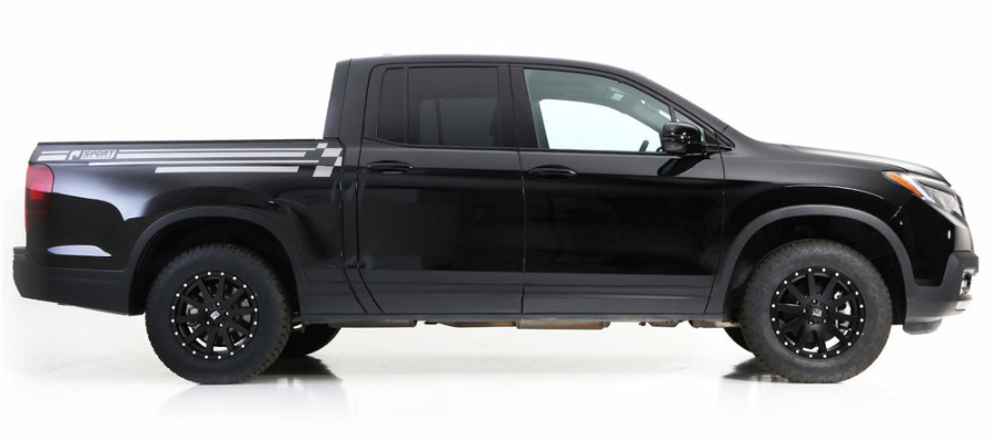 Honda Ridgeline Jsport Chase Package