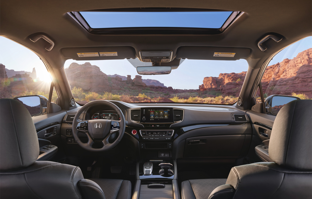 2019 Honda Passport Interior