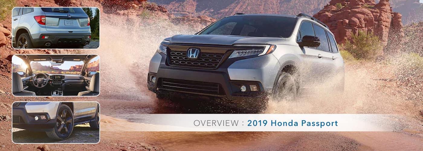 2019 Honda Passport Specs Price Pictures Germain Honda Of Ann Arbor