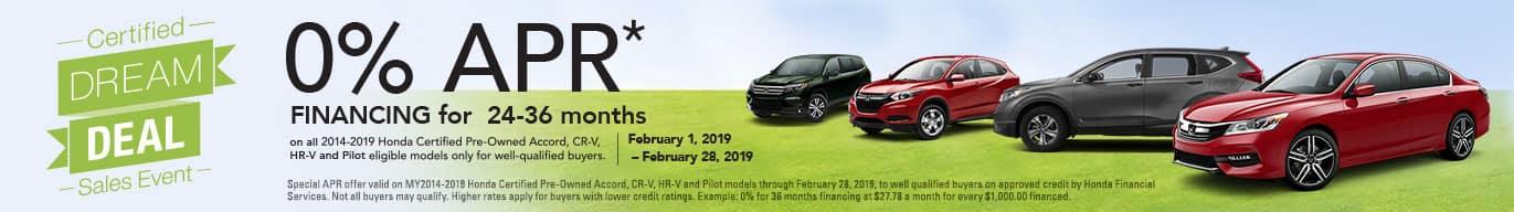 Certified Pre-Owned Vehicles Germain Honda of Ann Arbor