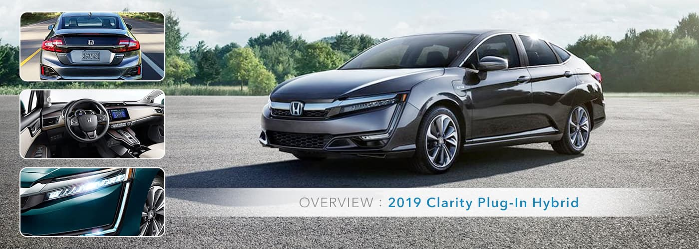 2019 Honda Clarity Review Ann Arbor Michigan
