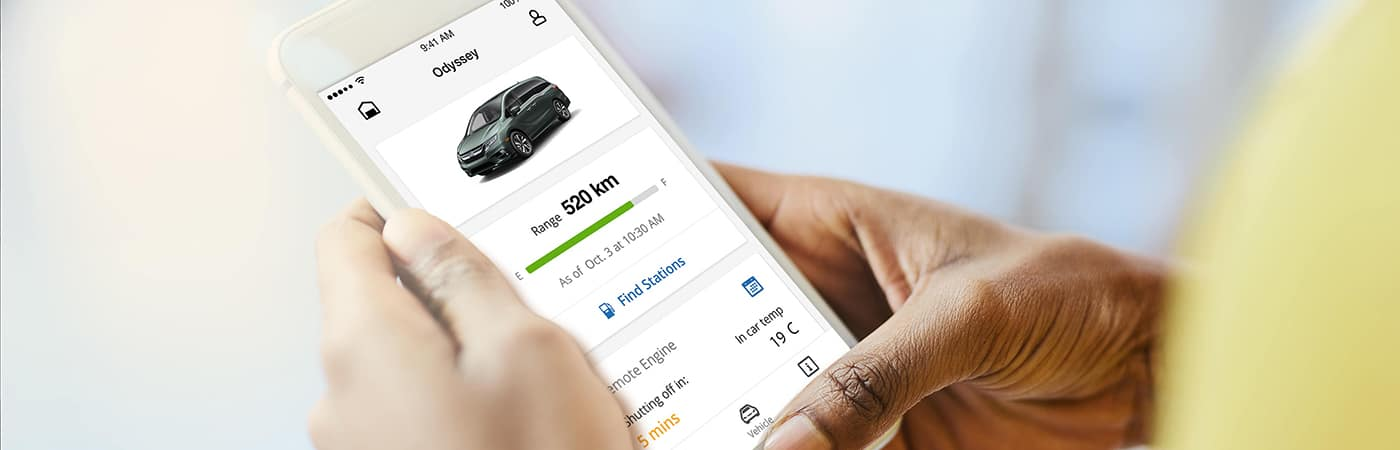 2019 HondaLink App Overview | Germain Honda of Ann Arbor