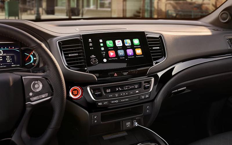 2019 Honda Passport Display Audio