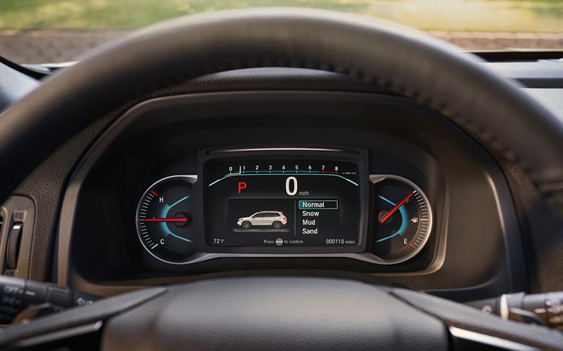 2019 Honda Passport Drive Modes