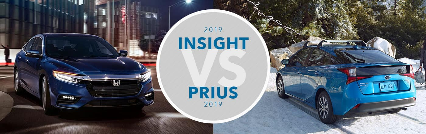 Honda Insight Vs Toyota Prius Germain Honda Of Ann Arbor
