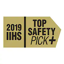 2019 IIHS Top Safety Pick+