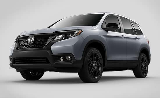 2021 Honda Passport in Ann Arbor MI