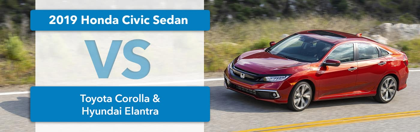 2019 Honda CR-V vs. Toyota RAV4 vs Subaru Forester