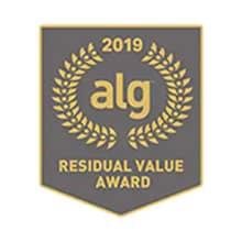 ALG: 2019 Residual Value Award