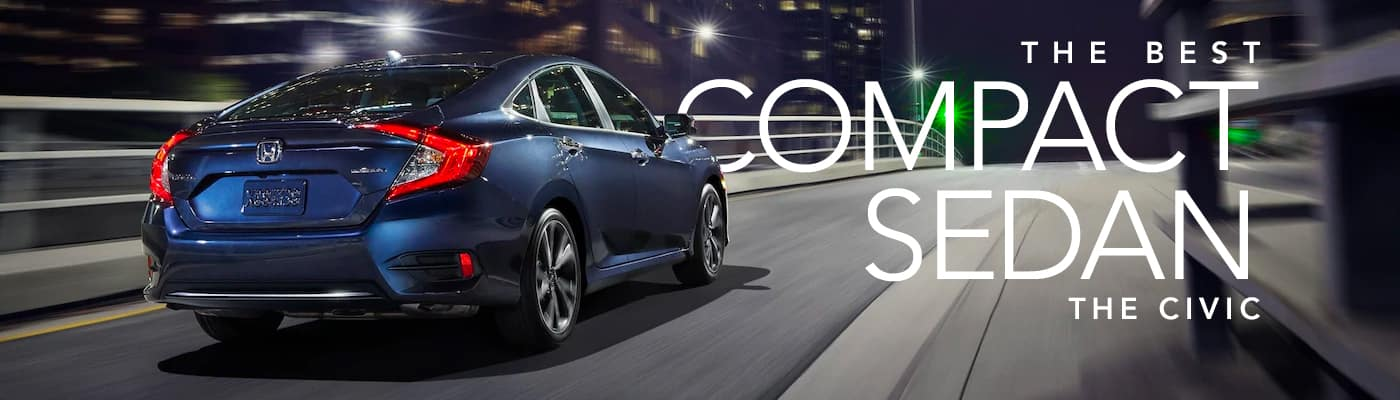 Best Compact Sedan at Germain Honda of Ann Arbor