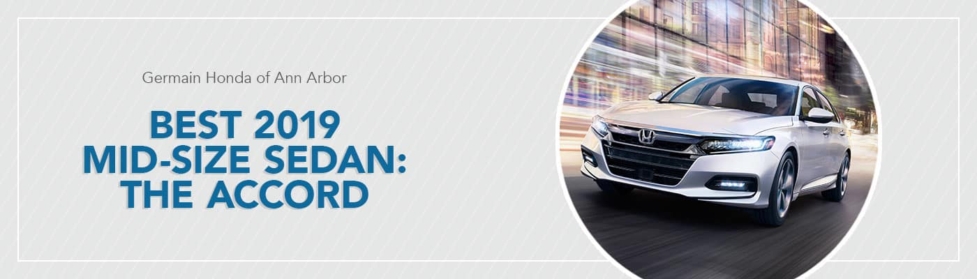 Updated Best Midsize Sedan at Germain Honda of Ann Arbor
