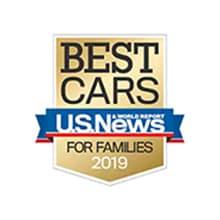 U.S. News & World Report: 2019 Best Minivan for Families