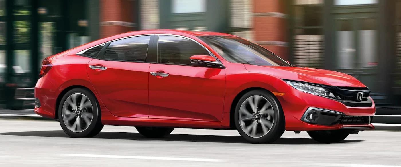 Honda Civic Sedan Styling