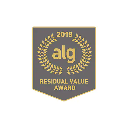 ALG 2019 Residual Value Award Winner
